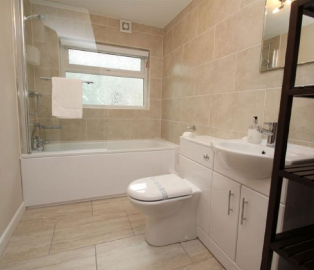 Bathrooms Graham Mills Building Contractors Ltd